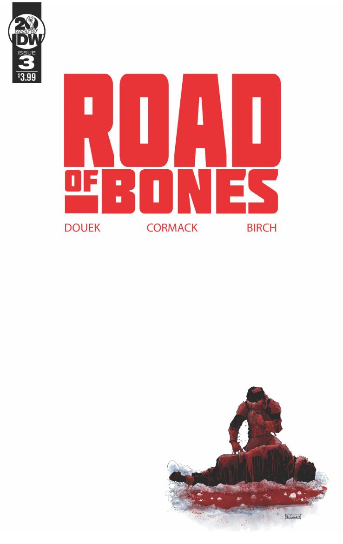 Road of Bones #3 Cover