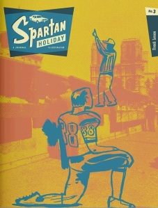 Spartan Holiday #3 Cover