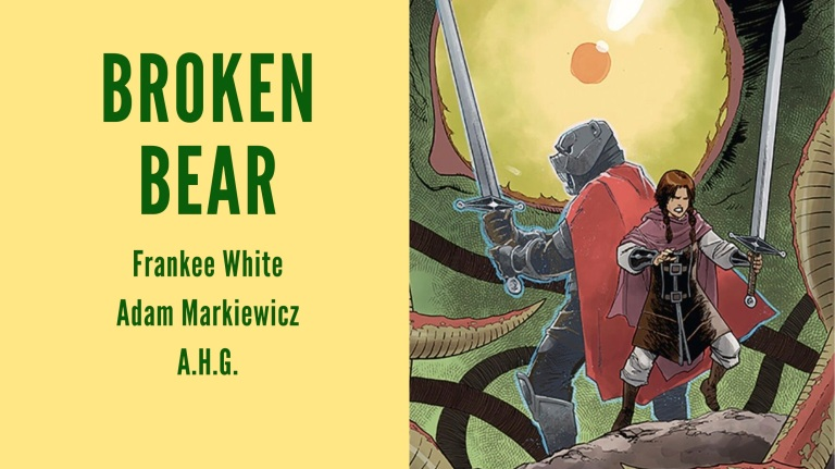 Broken Bear Featured