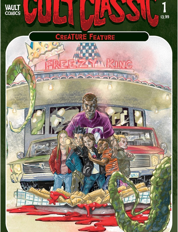 Creature Feature #1 Cover