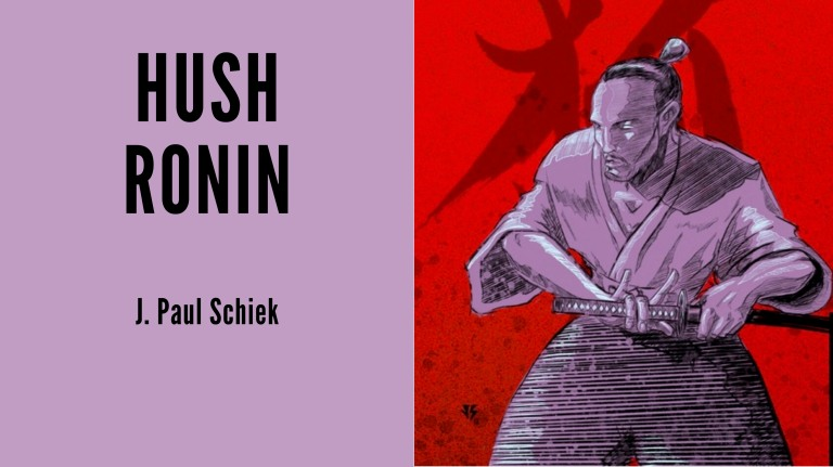 Hush Ronin #1 Featured