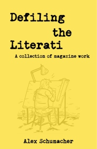 Defiling the Literati Cover