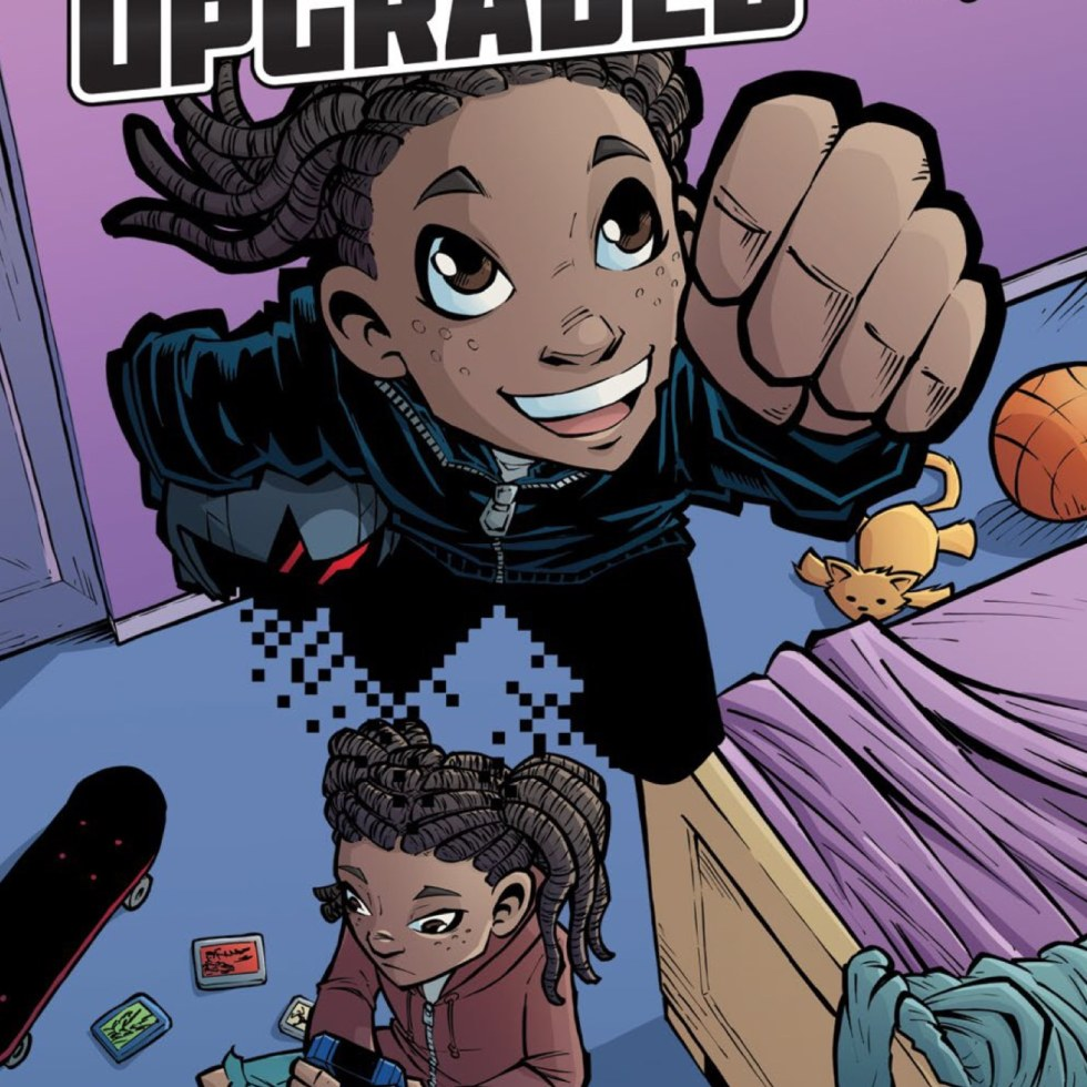 Ella Upgraded #1 Cover