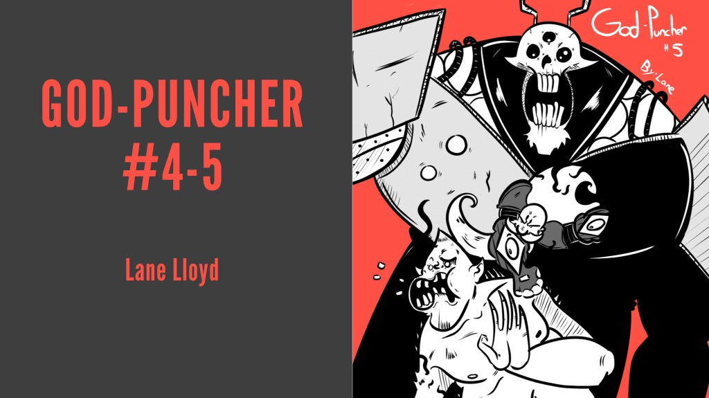 God Puncher #5 Featured