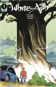 White Ash #1 Cover