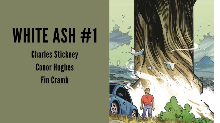 White Ash #1 Featured