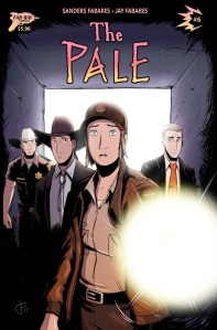 The Pale #6 Cover