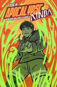 Apocalypse Kinda #1 Cover