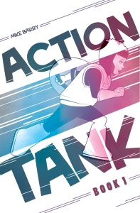 Action Tank #1 Cover