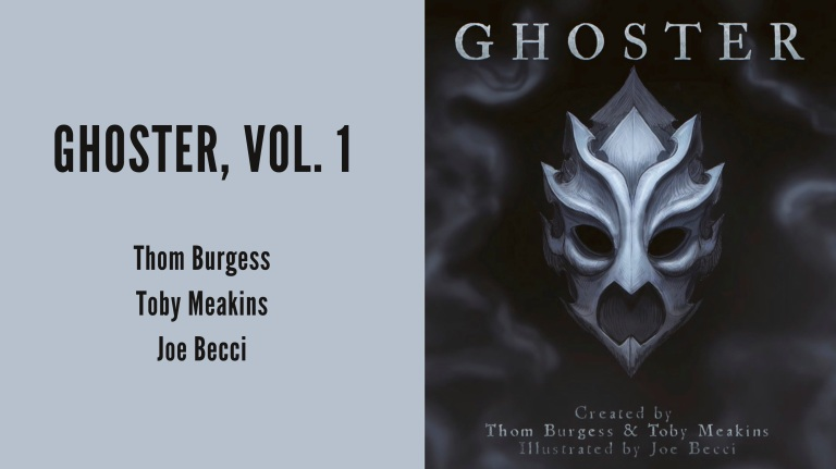 Ghoster Vol. 1 Featured