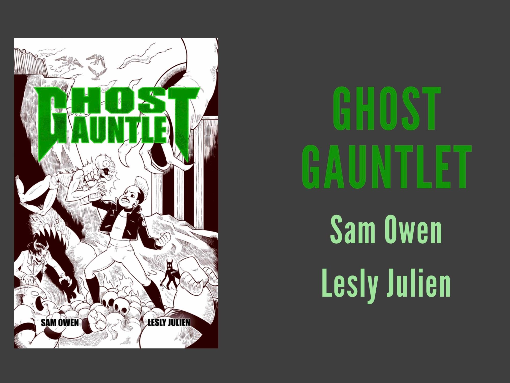 Ghost Gauntlet Featured