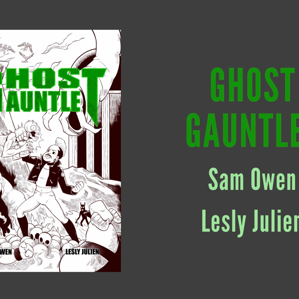 Ghost Gauntlet Featured